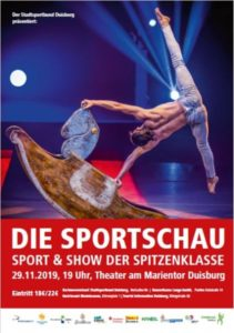 Duisburger Sportschau 2019 @ Theater am Marientor